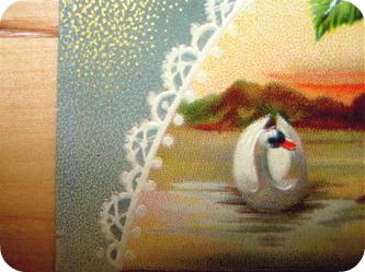 Swanpostcard