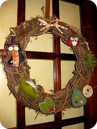 Wellness Wreath