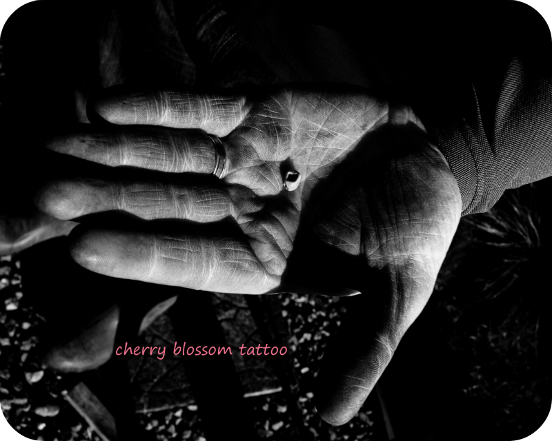 Hope in his hand watermarked